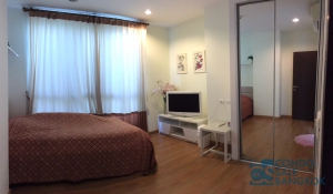 Condo for sale in Sukhumvit 42, 89 sq.m. 2 bedrooms. Walk to BTS Ekamai.